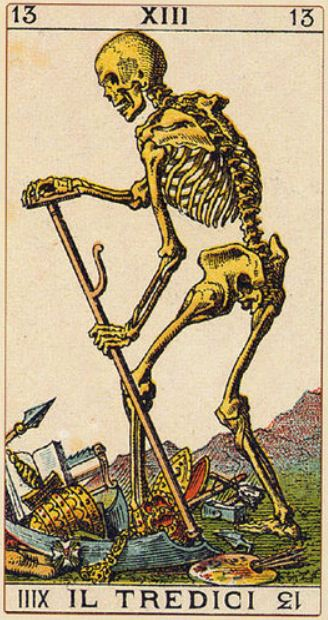 Death Tarot Card Meaning, Symbolism and Interpretation